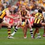 Geelong Cats, Hawthorn, Patrick Dangerfield, Tom Mitchell