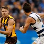 Andrew Mackie, Geelong Cats, Hawthorn, Liam Shiels