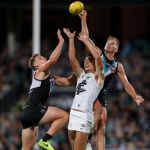 Carlton, Dan Houston, Jack Silvagni, Ollie Wines, Port Adelaide