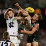 Andrew Phillips, Carlton, Ollie Wines, Port Adelaide