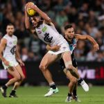 Carlton, Jarman Impey, Port Adelaide, Simon White