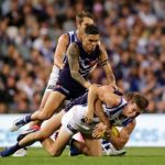Fremantle, Hayden Crozier, Michael Walters, North Melbourne, Shaun Atley