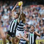 Collingwood, Geelong Cats, Jeremy Howe, Patrick Dangerfield