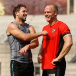 Chad Cornes, Port Adelaide, Travis Boak