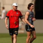 Darcy Byrne-Jones, Ken Hinkley, Port Adelaide