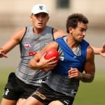 Brendon Ah Chee, Port Adelaide, Sam Powell-Pepper