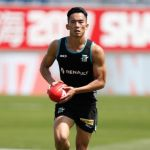 Chen Shaoliang, Port Adelaide