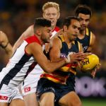Adelaide Crows, Christian Salem, Eddie Betts, Melbourne