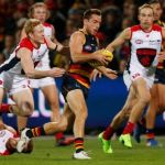 Adelaide Crows, Clayton Oliver, Melbourne, Richard Douglas