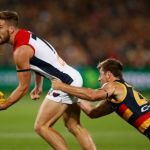 Adelaide Crows, Jack Viney, Melbourne, Richard Douglas