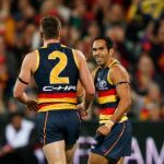 Adelaide Crows, Brad Crouch, Eddie Betts