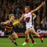 Adelaide Crows, Bernie Vince, Melbourne, Rory Sloane
