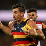 Adelaide Crows, Christian Salem, Melbourne, Taylor Walker