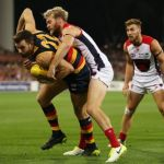 Adelaide Crows, Andy Otten, Jack Watts, Melbourne