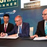 David Koch, Jay Weatherill, Port Adelaide, Zheng Junping