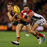 Adelaide Crows, Melbourne, Michael Hibberd, Richard Douglas
