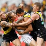 Dustin Martin, Fremantle, Josh Caddy, Nat Fyfe, Richmond, Toby Nankervis
