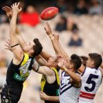 Fremantle, Garrick Ibbotson, Jack Riewoldt, Michael Johnson, Richmond, Todd Elton