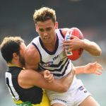 Fremantle, Hayden Crozier, Richmond, Shane Edwards