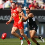 Gold Coast Suns, Jarman Impey, Port Adelaide, Steven May