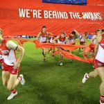 North Melbourne, Sydney Swans
