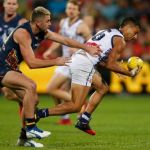 Adelaide Crows, Danyle Pearce, Fremantle, Rory Atkins