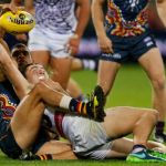 Adelaide Crows, Charlie Cameron, Connor Blakely, Fremantle