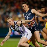 Adelaide Crows, Cam McCarthy, Fremantle, Jake Lever