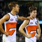 GWS Giants, Matt de Boer, Toby Greene