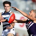 Fremantle, Geelong Cats, James Parsons, Tommy Sheridan