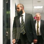 Bachar Houli, Neil Balme, Richmond