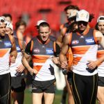 Callan Ward, Josh Kelly, Tom Scully