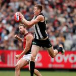 Cale Hooker, Collingwood, Essendon, Mason Cox