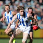 Ben Brown, Brad Ebert, North Melbourne, Port Adelaide