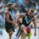 Andrew Swallow, North Melbourne, Ollie Wines, Port Adelaide