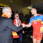 Gold Coast Suns, Malcolm Turnbull, Steven May