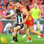 Collingwood Magpies, Gold Coast Suns, Jarryd Blair, Steven May