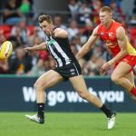 Collingwood, Gold Coast Suns, Lynden Dunn, Peter Wright