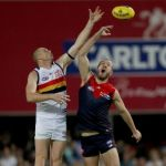 Adelaide Crows, Max Gawn, Melbourne, Sam Jacobs