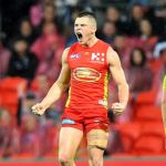 Ben Ainsworth, Gold Coast Suns