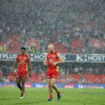 Aaron Hall, Gary Ablett, Gold Coast Suns