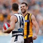 Geelong Cats, Hawthorn, Joel Selwood, Luke Hodge