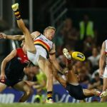 Adelaide Crows, Hugh Greenwood, Melbourne, Neville Jetta