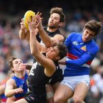 Carlton, Charlie Curnow, Levi Casboult, Lewis Young, Western Bulldogs