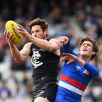 Carlton, Levi Casboult, Lewis Young, Western Bulldogs