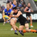 Carlton, Matthew Kreuzer, Mitch Honeychurch, Western Bulldogs