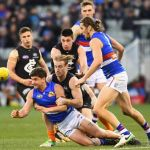 Carlton, Nick Graham, Tom Liberatore, Western Bulldogs