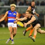 Carlton, Jason Johannisen, Nick Graham, Western Bulldogs
