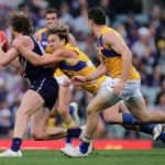 David Mundy, Fremantle, Matt Priddis, West Coast Eagles