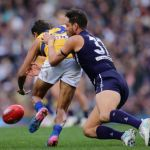 Fremantle, Lewis Jetta, Michael Johnson, West Coast Eagles